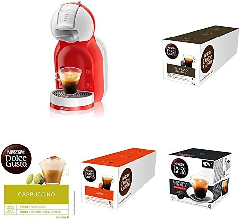 Pack DeLonghi Dolce Gusto Mini Me EDG305.BG - Cafetera de ...