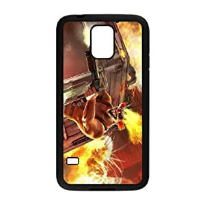 Twisted Metal Samsung Galaxy S5 Cell Phone Case Black PSOC6002625741645