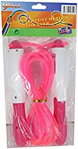 Jumping Rope for Exercise - Pink