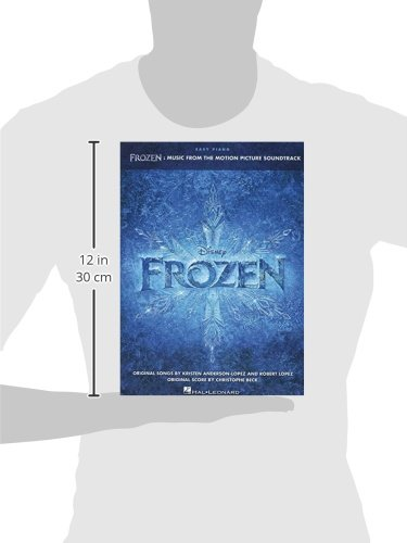Frozen Music From The Motion Picture Soundtrack Easy Piano