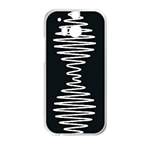 HTC One M8 Phone Case White ArcticMonkeys ESTY7804063