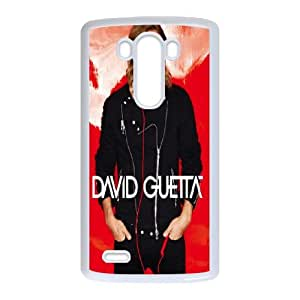 Diy Phone Cover David Guetta for LG G3 WEQ008948