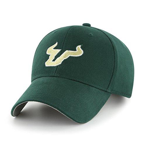 NCAA South Florida Bulls Children Cinch Ots All-Star MVP Adjustable Hat, Kids, Dark Green