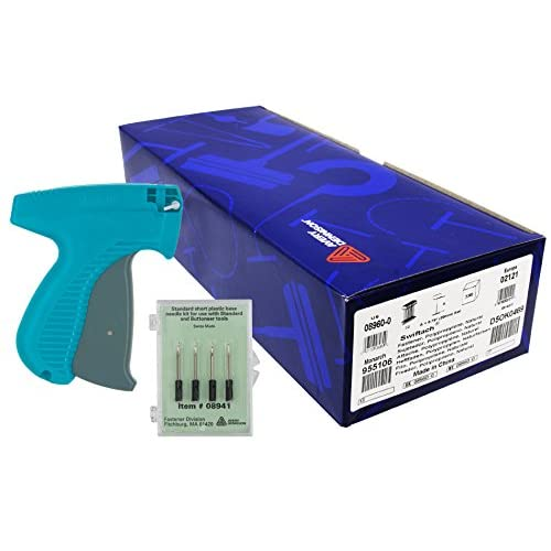 """Top Avery Dennison Mark III Tagging Gun Kit - Includes Mark III 10651 Regular Tagging Gun, 5.000 1"""" Avery Dennison Fasteners / Barbs & 4 Avery Dennison Replacement Needles – ALL GENUINE AVERY DENNISON free shipping"""