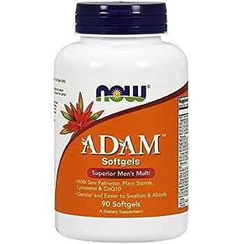 NOW Adam Superior Men's Multi, 90 Softgels