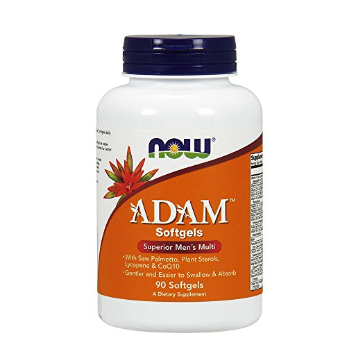 NOW Adam Superior Multi Softgels