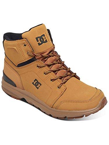 DC Shoes Torstein, Botas Clasicas Para Hombre Wheat/Black