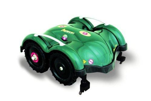 Robot cortacésped Ambrogio L50 Deluxe Zucchetti: Amazon.es ...