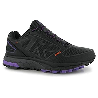 Karrimor Up Womens Lace Trail Waterproof Running Shoes Excel ARq35j4L