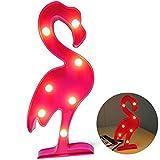 Flamingo LED Light, Flamingos Night Lamp Table lights Flamingo Night Light Wall Decorationfor Living Room, Home Decoration, Kids Room Bedroom, Party