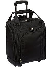 Samsonite Luggage Ladies Travel Large Wheeled Underseater, One Size, Black
