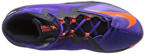 Nike Air Max Stutter Step 2 - Zapatillas para hombre Hypr Grp/Hypr Crmsn/Cv Prpl/Pc
