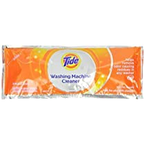 Save on Tide Washing Machine Cleaner!
