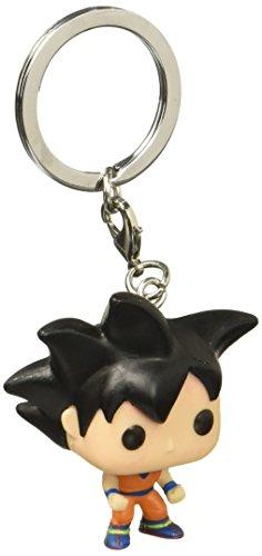 Goku Keychain - Funko Dragon Ball Goku Pocket Pop Keychain