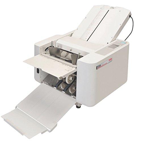 MBM 508A AUTOMATIC PROGRAMMABLE TABLETOP PAPER FOLDER by MBM