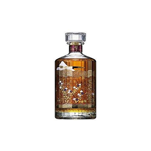 サントリー 響17年 意匠ボトル2013<武蔵野富士>700mlの商品画像