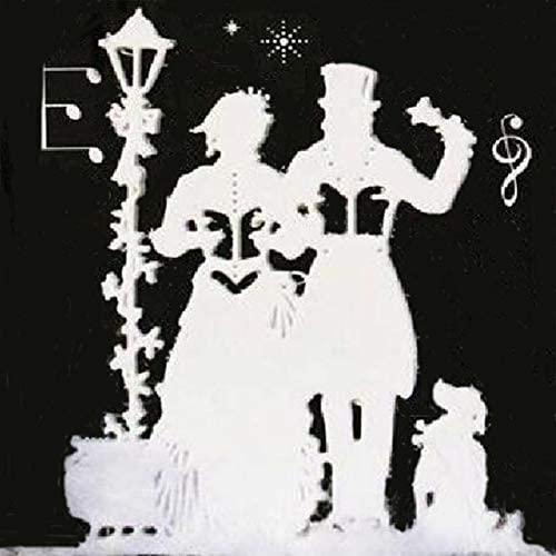 Amazon.com: Christmas Carolers Metal Cutting Dies Stencils for Scrapbooking Paper Cards Crafts DIY 2019 New