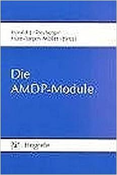 Die AMDP-Module.