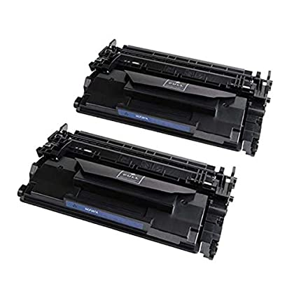 Image of Camera Amsahr CF287A HP th-CF287A M506dn M506n Compatible Replacement Toner Cartridges with Two Black Cartridges Toner
