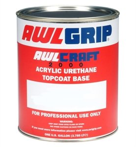 Awlgrip Awlcraft 2000 Acrylic Urethane Topcoat Paint Cloud White Gallon F8215