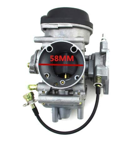 Anngo Carburetor for Suzuki LTZ400 LTZ 400 Quadsport 2003-2007 Arctic Cat DVX400 2004-2007 Kawasaki KFX400 2003-2006