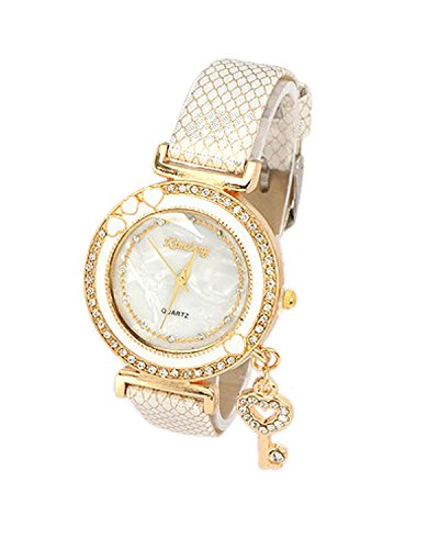 256d266e6a Buy Young & Forever Analogue White Dial Women's & Girl's Watch ...