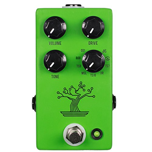 (JHS Bonsai 9-Way Screamer Overdrive Guitar Effects Pedal)