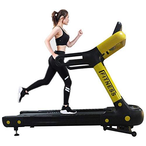 Gemotoriseerde loopband knop aanraakscherm Snelheid Verstelbare Heavy Duty Integrated Treadmill Gym Thuiskantoor…