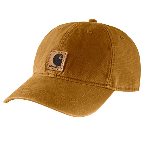 Carhartt Men's Odessa Cap,Brown,One Size