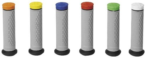 Pro Taper ATV Tri-Density Full Diamond Grips (BLUE)