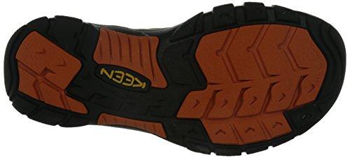 KEEN Herren Newport H2 Sandale Brindle / Sonnenuntergang