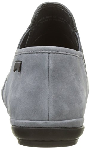 Camper Mujeres Right Nina Botaie Flat Gris Mediano