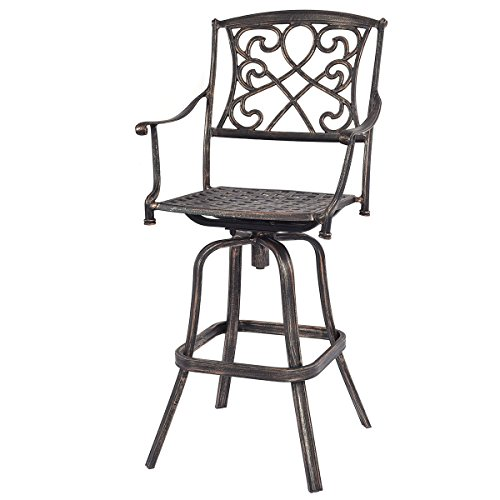 costway-new-cast-aluminum-swivel-bar-stool-patio-furniture-antique-copper-design-outdoor
