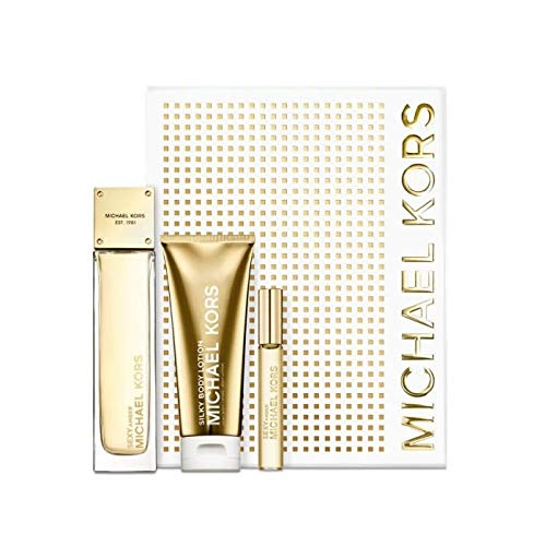 3-Pc. Sexy Amber Gift Set by Michael Kors
