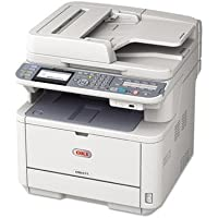 OKI 62438701 MB Wireless Monochrome Printer with Scanner, Copier and Fax