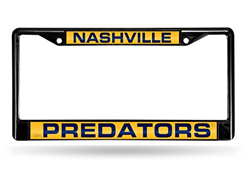 Nashville Predators License Plate Frame - 1