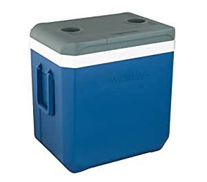 Campingaz Icetime Plus Extreme  - Nevera Rígida, color azul/gris, talla 25 L