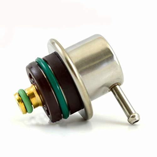 Fuel Pressure Regulator for Audi 100 A2 A3 TT Seat Alhambra Arosa Ibiza Inca SKODA Fabia VW Golf Jetta Passat 3.0BAR TD-003 OEM# 037133035C 037133035H ()