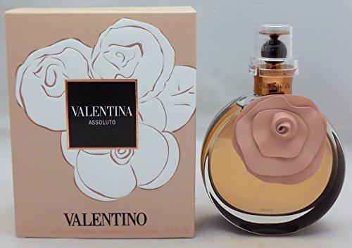 Valentino Valentina Assoluto Eau De Parfums Spray for Women, 2.7 Ounce (Valentina Eau De Parfum)