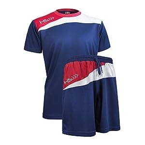 HS - Completo Sportivo Passion, Maglia Manica Corta e Pantaloncino, per Uomo e Donna 41NotVfshVL. SS300