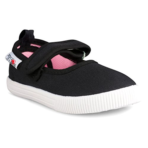 Pictures of Girls Mary Jane Sneakers - Casual Canvas Shoes 4