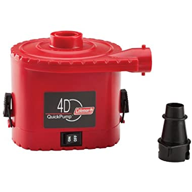 Coleman 4D Universal Quick Pump, Colors May Vary