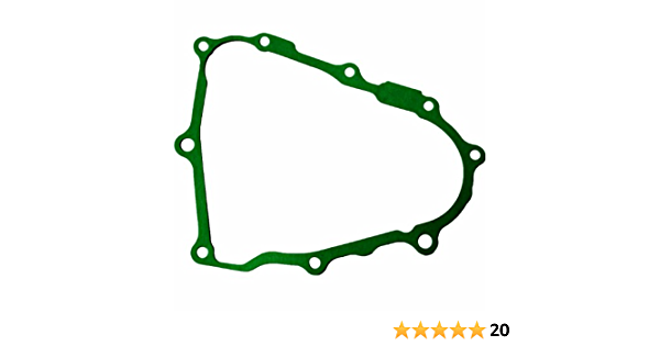 Caltric Stator Cover Gasket for Yamaha Yz450F Yz450 F 2003 2004 2005