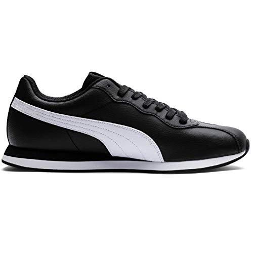 Mixte Adulte Sneakers Basses White Ii Black Turin Puma WcXqO1IS