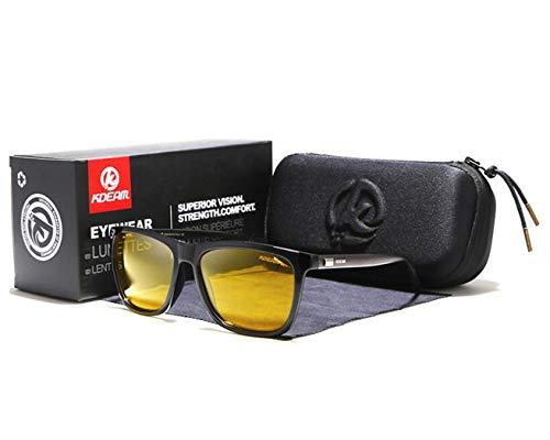 Hombre Gafas Travel Polarizadas Yellow Para De Retro Gafas De Yellow Bike Square Opcional Y Clásicas Multicolor Hombres Sol Mujeres Sol q44I1wf