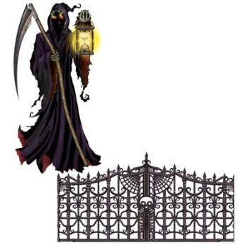 Keeper and Gate Props (Broadway Props)