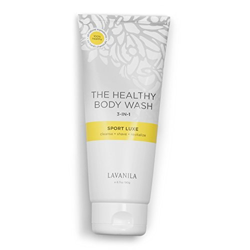 Lavanila - The Healthy Body Wash Sport Luxe 3-in-1 by Lavanila