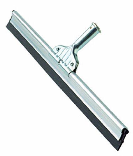 Ettore Straight Aluminum Floor Squeegee, 24-Inch