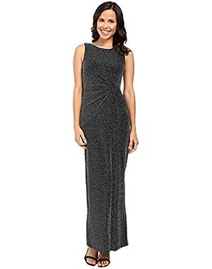 Calvin Klein Womens Twist Front Gown CD6BAM8V