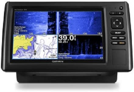 Garmin echoMAP Plus 93sv Fishfinder w// Built-in Wi-Fi 010-01901-00